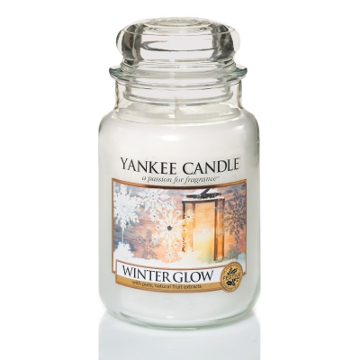 Yankee Candle Winter Glow Large Jar candleandgift_nl